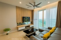 A Sala Sadora apartment is used as a VIP occasional residence