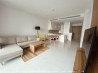 A lovely fully-furnished apartment for rent in Sunwah Pearl