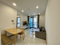 Tranquil apartment that you will be appealed in Sunwah Pearl