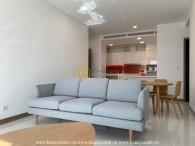 Khám phá vẻ đẹp của căn hộ mộc mạc với đầy đủ nội thất ở Sunwah Pearl