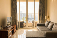 A lovely apartment in Thao Dien Pearl makes your heart beat
