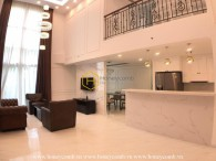 A new living space is waiting: Gorgeous space - Airy atmosphere in Vista Verde duplex apartment
