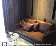 Tận hưởng tất cả những tiện nghi hiện đại mà bạn sẽ có trong Vinhomes Central Park căn hộ này