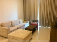 Elegant and fully functional 2 bedrooms apartment in The Vista