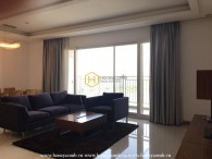 Special style with 3 bedrooms apartment in Xi Riverview Palace