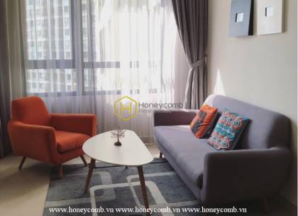 Dreamy apartment for rent in Masteri Thao Dien