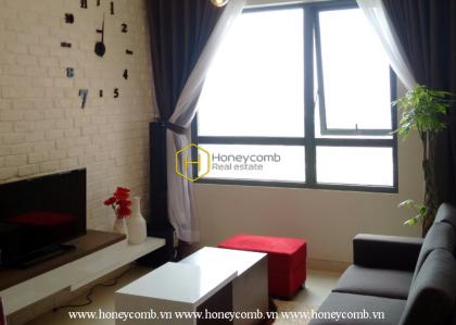 Luxury design one bedroom apartment in Masteri Thao Dien