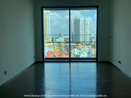 The shining apartment for rent in D'Edge : An oasis in the heart of Saigon
