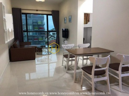The peaceful and cozy 2 bedroom-apartment from The Ascent