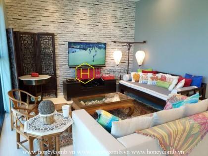 Wow!!! Sang trọng với căn hộ 2 phòng ngủ cho thuê tại The Ascent Thảo Điền