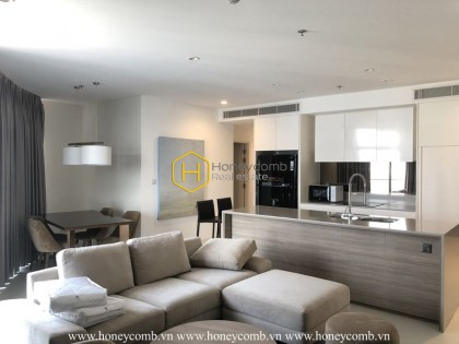 Alluring and dreamy apartment for rent in City Garden