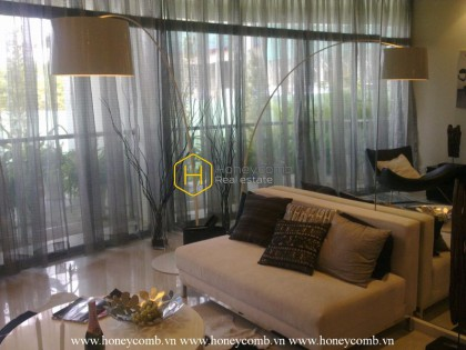 Fall for the stunning and trendy apartment in City Garden