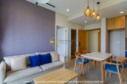Looking for an elegant 2 bed-room apartment for rent in Diamond Island? This will be a perfect one!
