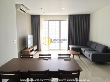 Exquisite apartment that everyone wants to have in Estella Heights