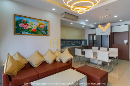 Splendid apartment with luxury interiors and neat layout in Estella Heights