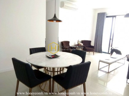 Harmourous apartment in Estella Heights makes you feel peaceful