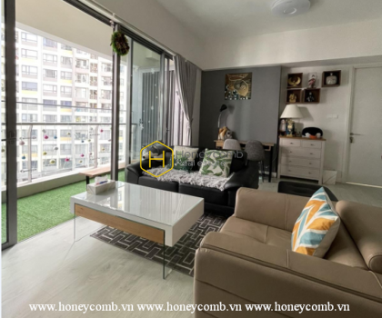 What a romantic and dreamy apartment in Gateway Thao Dien