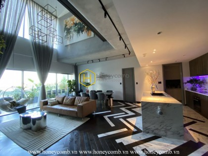 Everyone desires this duplex apartment in Gateway : LUXURY- GORGEOUSITY-ELEGANCE