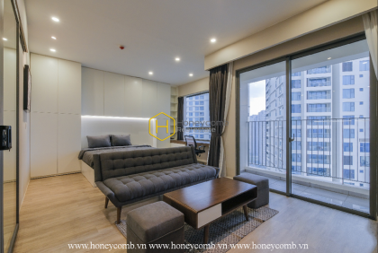 A glamorous apartment in Masteri An Phu can wake your heart beats