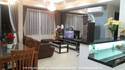 Cheap price 2 beds apartment in Masteri Thao Dien
