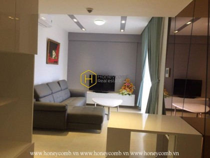 Modern 2 bedrooms apartment in Masteri Thao Dien with great feature