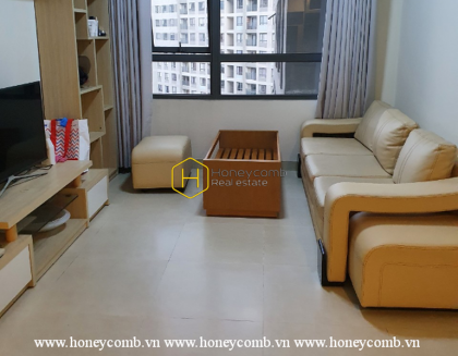 An exceptionally standout apartment only in Masteri Thao Dien