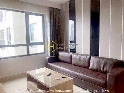 A superior Masteri Thao Dien apartment for rent with a vivid design