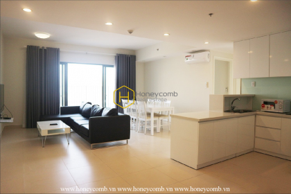 Innovative apartment for rent located in Masteri Thao Dien