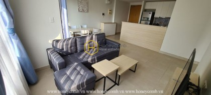 Advantages to own such a shophisticaed 2-bedroom for Masteri Thao Dien