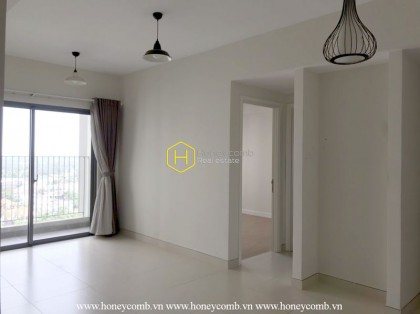 Cozy living space with Masteri Thao Dien apartment for rent