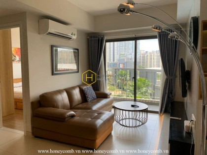 2 bedrooms apartment with pool view in Masteri Thao Dien