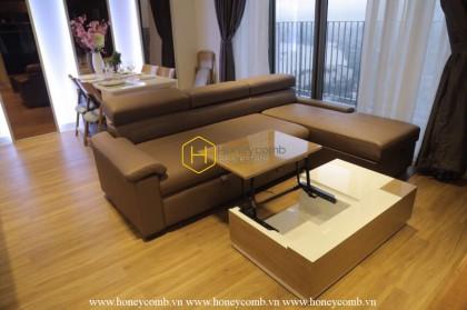 Luxury designed 2 bedrooms apartment in Masteri Thao Dien