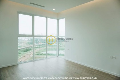 Bright-filled apartment with an airy view in Sala Sadora
