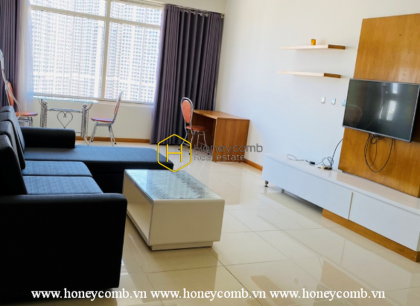 Make a difference with the apartment for rent Saigon Pearl