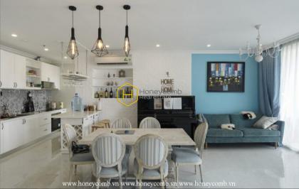 Explore this delicate apartment in Tropic Garden for rent
