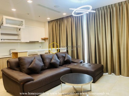 The warmest place where you always want to back is Vinhomes Golden River apartment