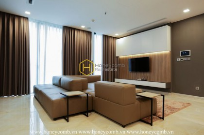 With this Vinhomes Golden River  apartment, you can get more and more convenient