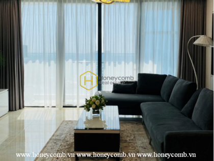Catch all the interesting moments in Vinhomes Golden River apartment