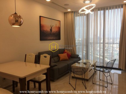 Nothing could be better than a classy apartment in Vinhomes Golden River