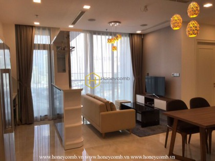Get into the sophistication and modernity of the Vinhomes Golden River apartment