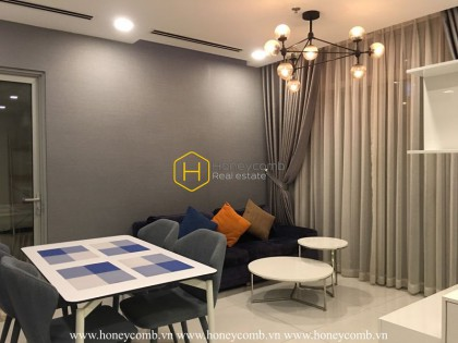 A light and pure Vinhomes Central Park apartment which will make you appealed