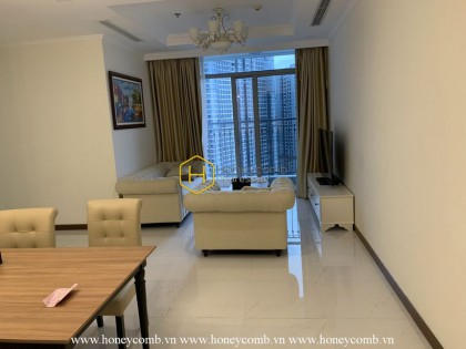 Vinhomes Central Park apartment - a masterpiece you must have