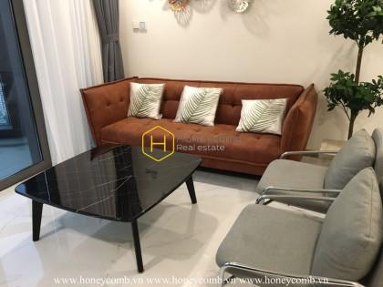 Surprise with vintage design in Vinhomes Landmark 81 apartment