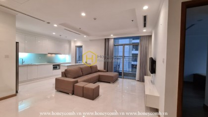 Enjoy a best life ever in our first-class apartment at Vinhomes Central Park