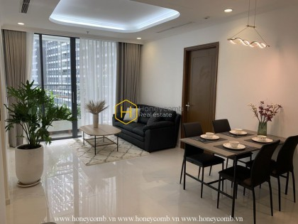 This terrific apartment in Vinhomes Central Park that you cannot take eyes off`