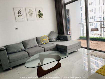 Superior Vinhomes Central Park apartment demonstrates the class of luxurious architecture