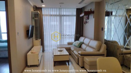 High-end apartment in Vinhomes Central Park : elevating your life