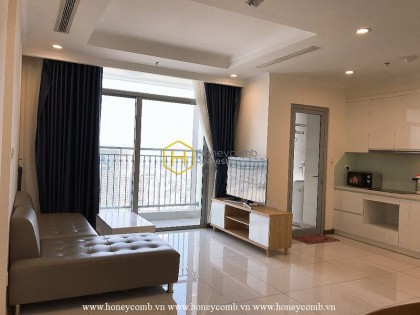 """With Vinhomes Central Park appartment: We bring """"home"""" to your place"""