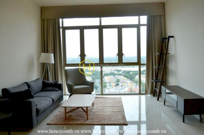 This 3 bedroom-apartment is very nice in The Vista