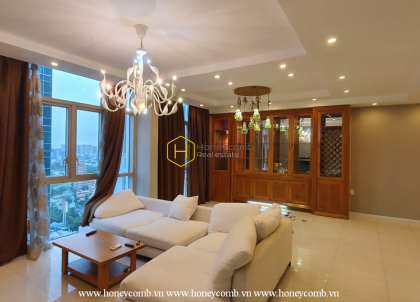 Be a smart tenant with this gorgeous The Vista apartment